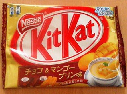 204 Kit Kat Flavors from Japan