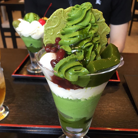 Kyosendo Matcha Restaurants in Kyoto 2017