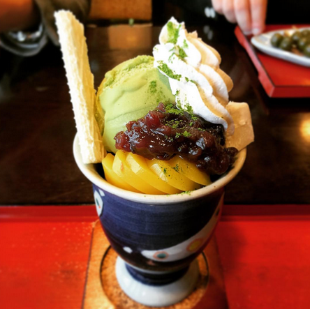 Tsuen Matcha Restaurants in Kyoto 2017