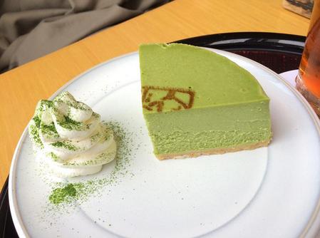 Kyouhayashiya Matcha Restaurants in Kyoto 2017