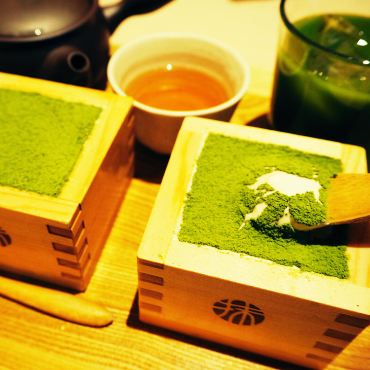 Maccha House Matcha Restaurants in Kyoto 2017