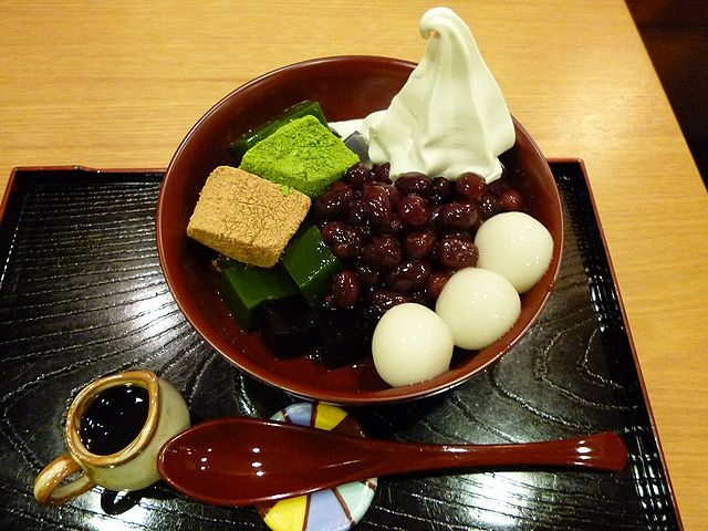 Sabou Isehan Matcha Restaurants in Kyoto 2017