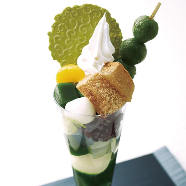 Itoukyuuemon Honten Matcha Restaurants in Kyoto 2017
