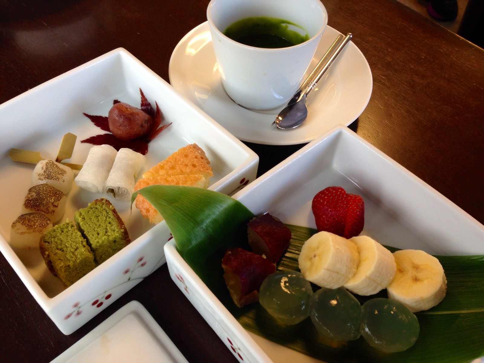 Jyubyuanseru Matcha Restaurants in Kyoto 2017