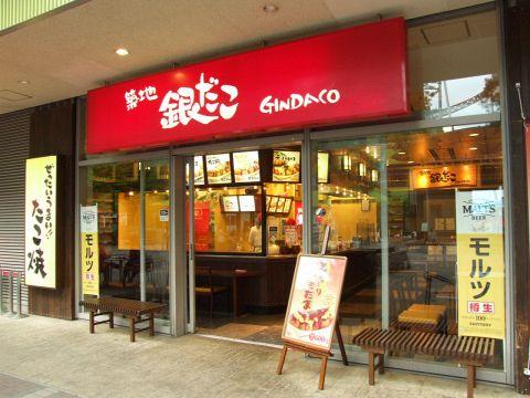 Gindaco, Tokyo