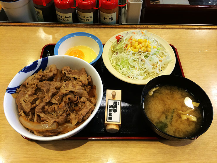 The Traditional Fast Foods of Japan Donburi
