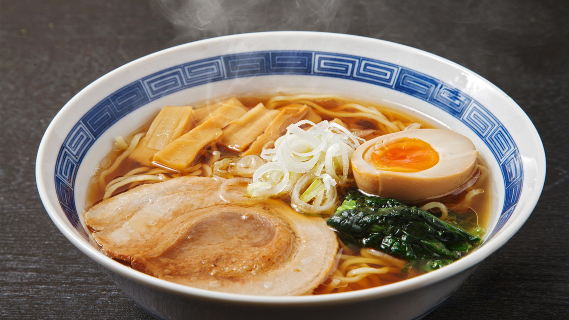 The Traditional Fast Foods of Japan Noodles
