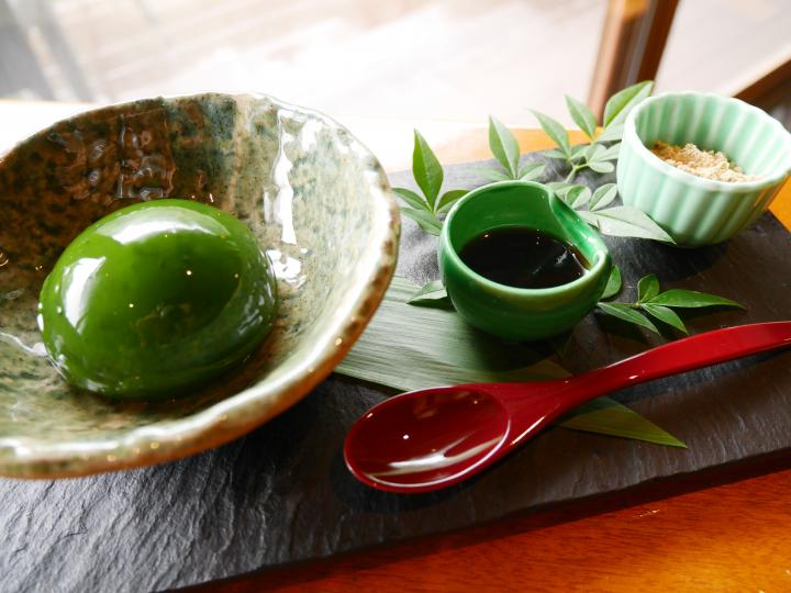 Saryou Hassui Matcha Restaurants in Kyoto 2017