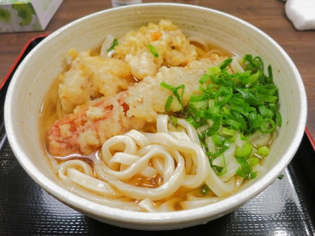 The Traditional Fast Foods of Japan Tachigui