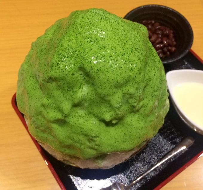 Kakigoori: Shimokita Chaenooyama (Shimokitazawa)