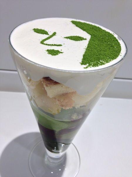 Parfait: Yojiya Cafe (Shibuya)