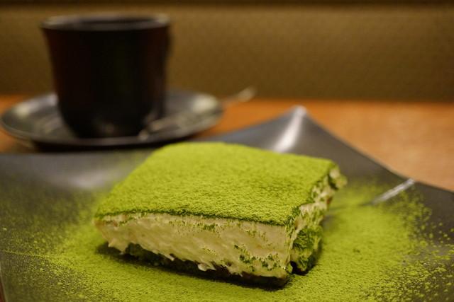 Tiramisu: Marunouchi Cafe-kai (Marunouchi)